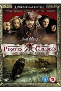 Pirates Of The Caribbean film 3 - At World's End