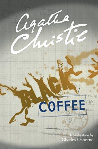 Hercule Poirot book 7 - Black Coffee