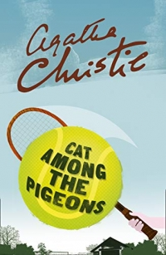 Hercule Poirot book 32 - Cat Among the Pigeons