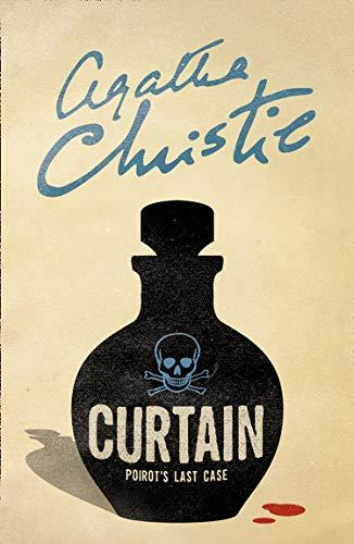 Hercule Poirot book 39 - Curtain: Poirot's Last Case