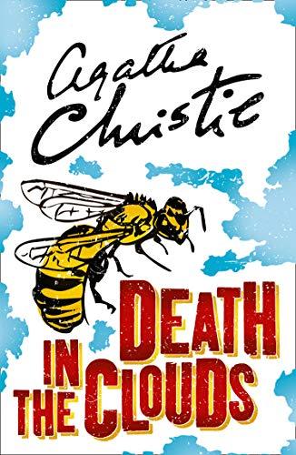 Hercule Poirot book 12 - Death in the Clouds