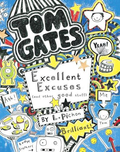 Tom gates books in order