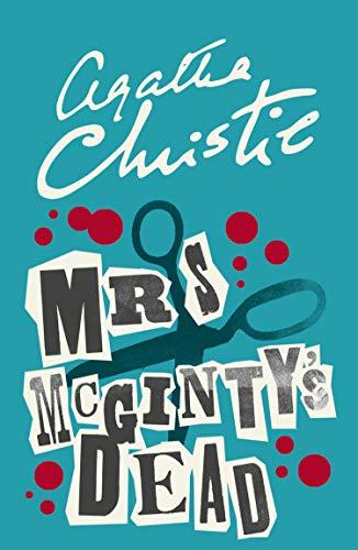 Hercule Poirot book 28 - Mrs McGinty's Dead