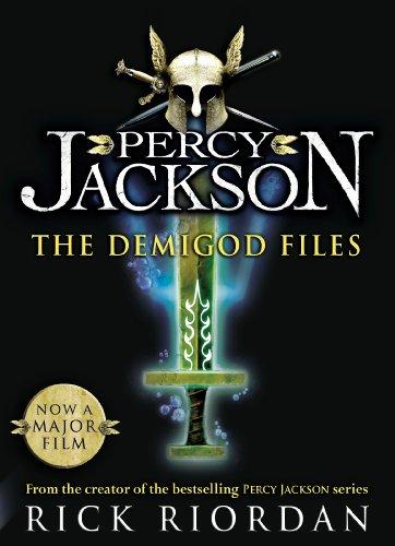 Percy Jackson: The Demigod Files