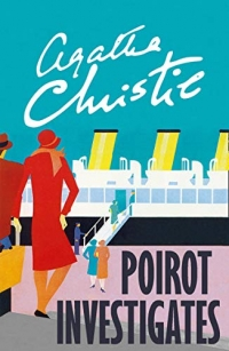 Hercule Poirot book 3 - Poirot Investigates