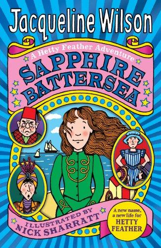 Sapphire Battersea - Hetty Feather book 2