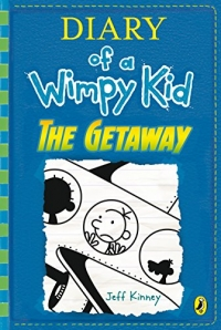 Diary Of A Wimpy Kid book 12: The Getaway