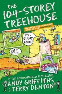 The 104-Storey Treehouse - The Treehouse Books - Book 8