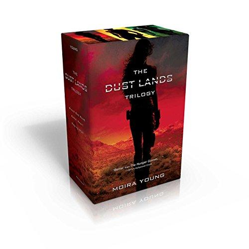 The Dust Lands Trilogy Box Set: Blood Red Road; Rebel Heart; Raging Star