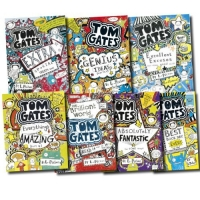 Tom Gates box set (books 1 to 7)