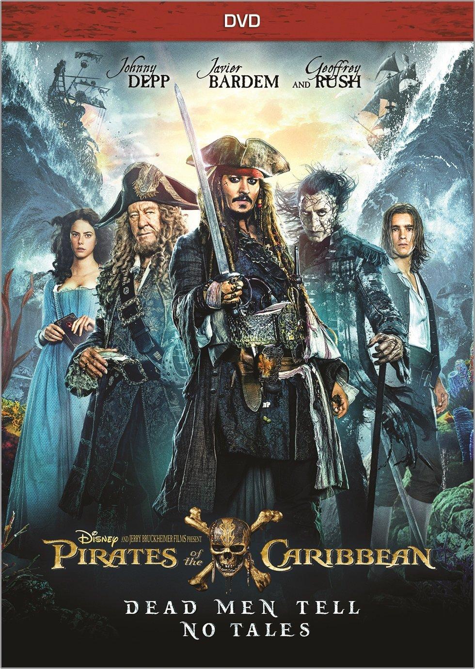 Pirates Of The Caribbean film 5 - Dead Men Tell No Tales / Salazar's Revenge