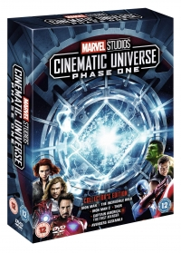 Marvel Cinematic Universe box set 1 - Marvel Studios Phase 1