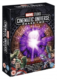 Marvel Cinematic Universe box set 2 - Marvel Studios Phase 2