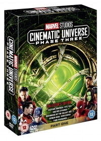 Marvel Cinematic Universe box set 3 - Marvel Studios Phase 3 Part 1