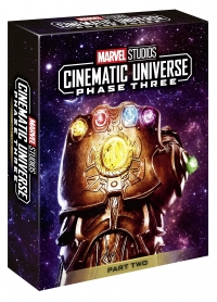 Marvel Cinematic Universe box set 4 - Marvel Studios Phase 3 Part 2