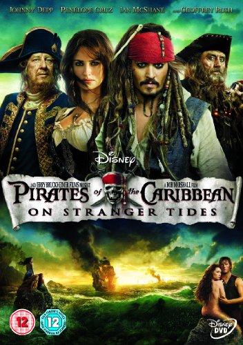 Pirates Of The Caribbean film 4 - On Stranger Tides