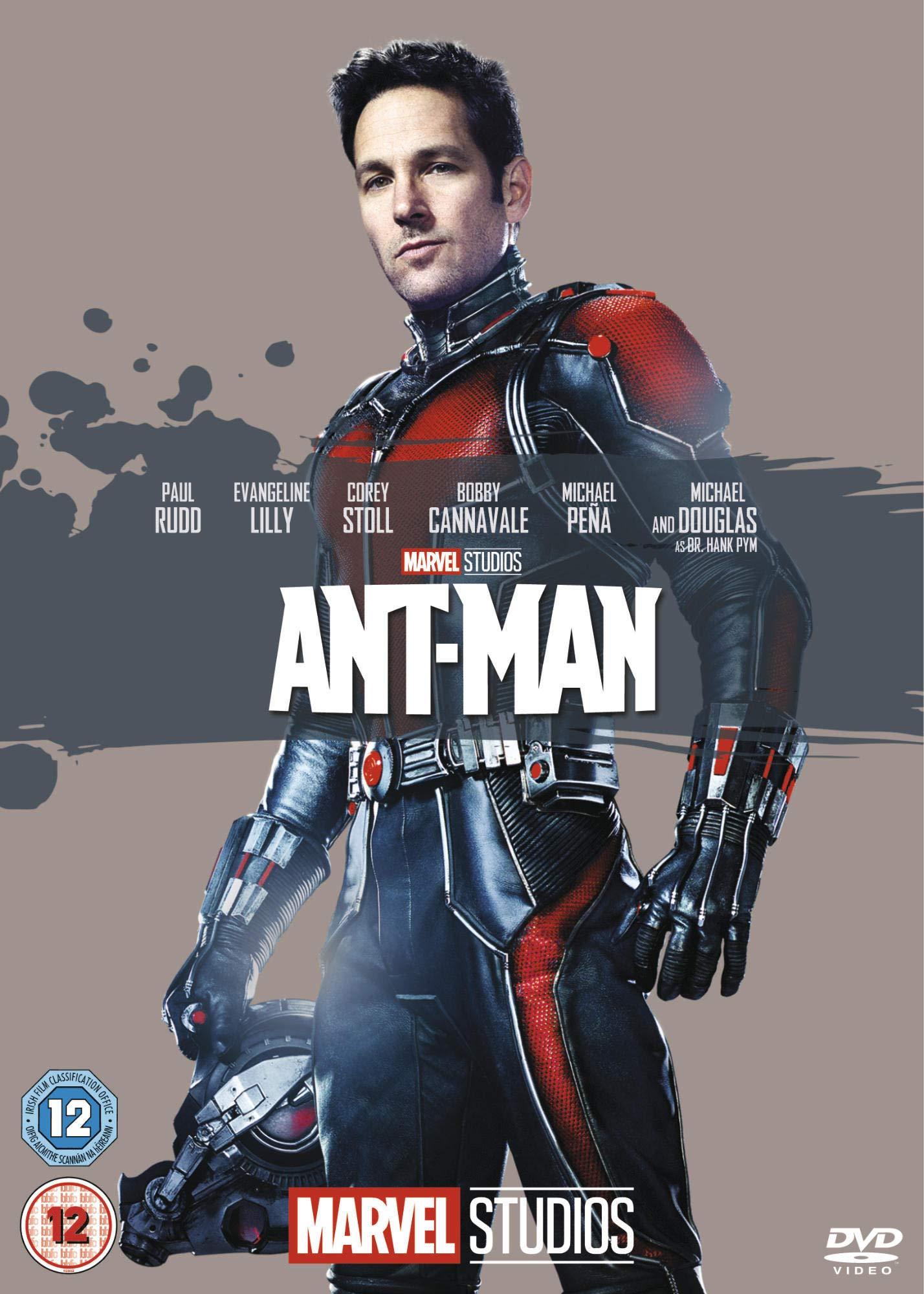 Marvel Cinematic Universe film 12 - Ant-Man