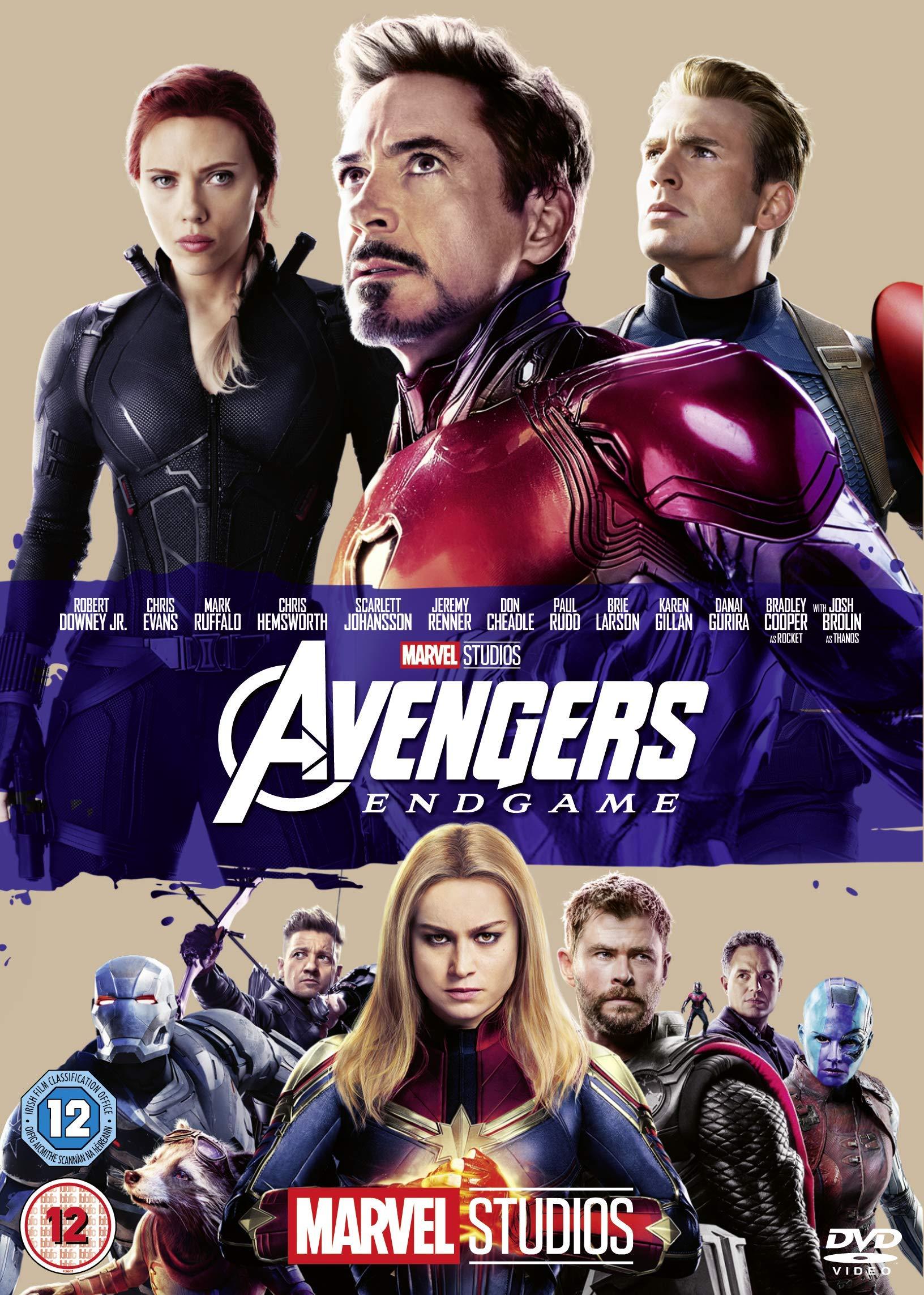 Marvel Cinematic Universe film 22 - Avengers: Endgame