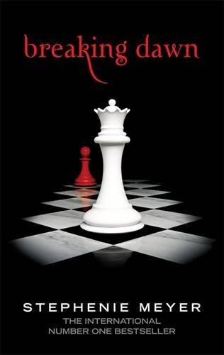 Twilight book 4 - Breaking Dawn