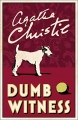 Hercule Poirot book 16 - Dumb Witness