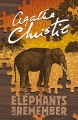 Hercule Poirot book 37 - Elephants Can Remember
