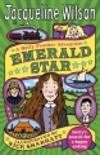Emerald Star - Hetty Feather book 3