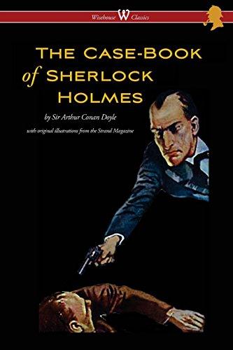 Sherlock Holmes - The Casebook of Sherlock Holmes