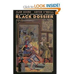 The League of Extraordinary Gentlemen Black Dossier