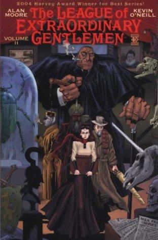 The League of Extraordinary Gentlemen Volume 2