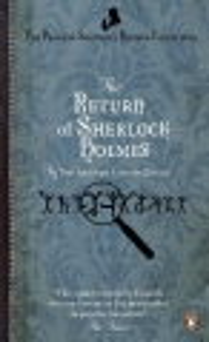 Sherlock Holmes - The Return of Sherlock Holmes