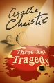 Hercule Poirot book 11 - Three Act Tragedy