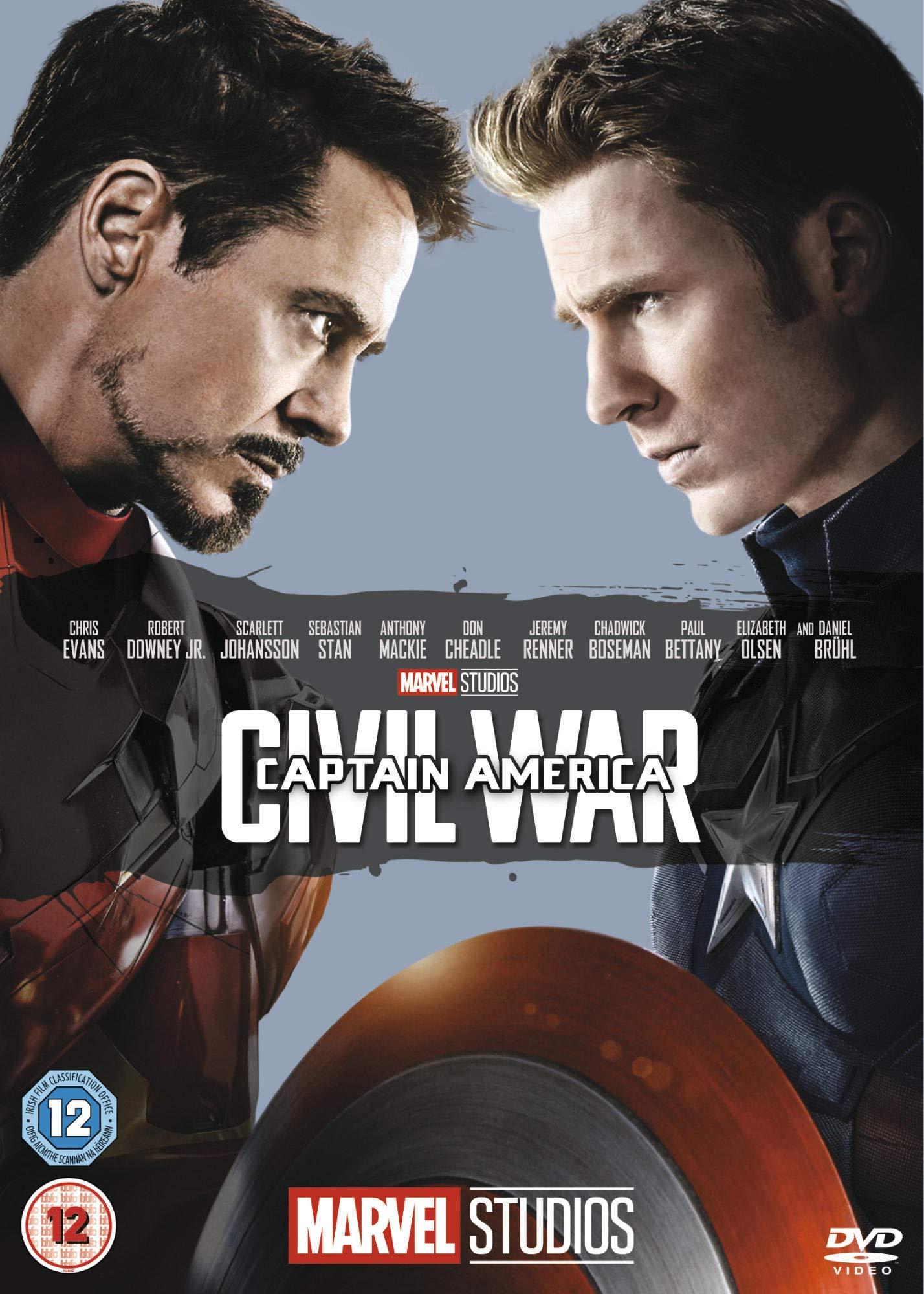 Marvel Cinematic Universe film 13 - Captain America: Civil War