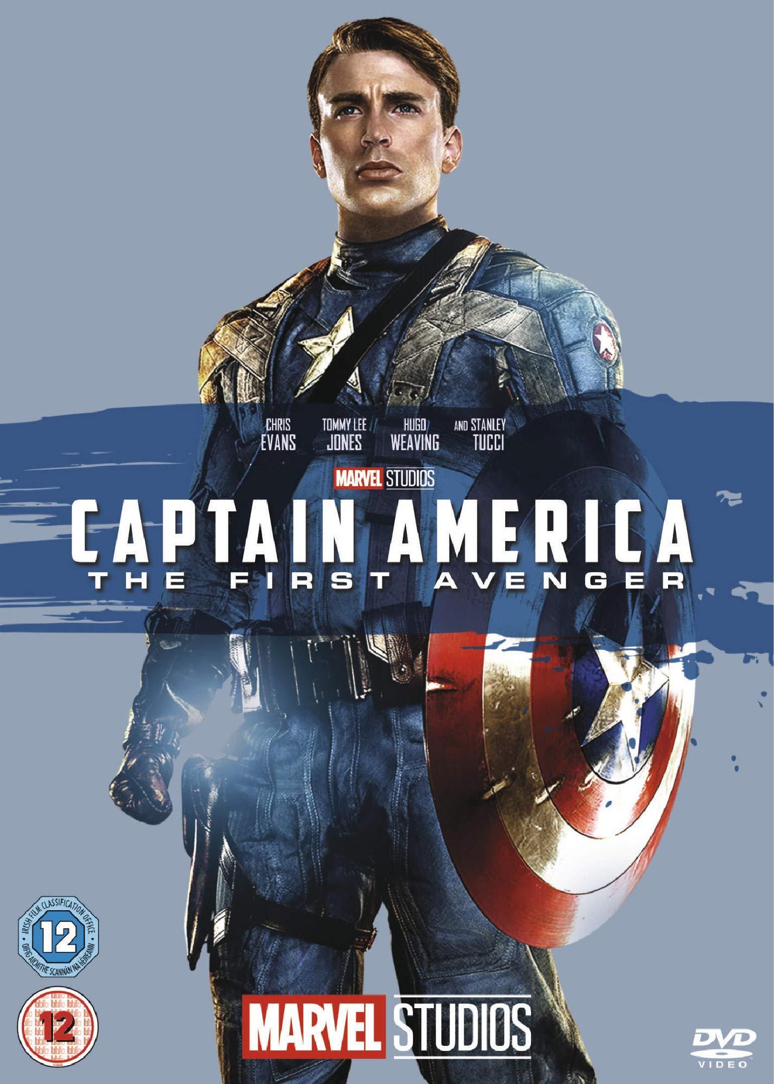 Marvel Cinematic Universe film 5 - Captain America: The First Avenger