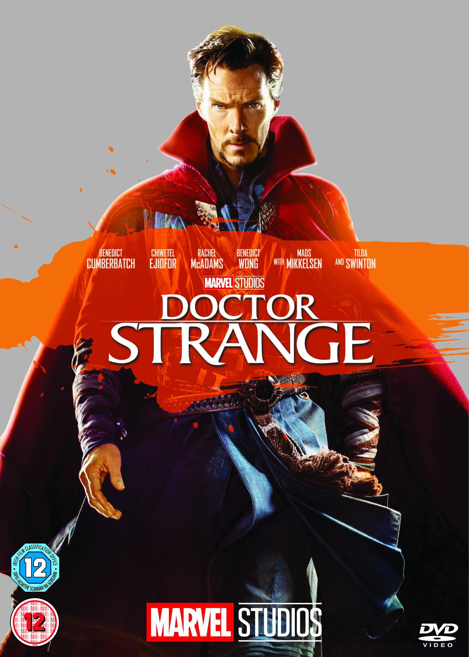 Marvel Cinematic Universe film 14 - Doctor Strange