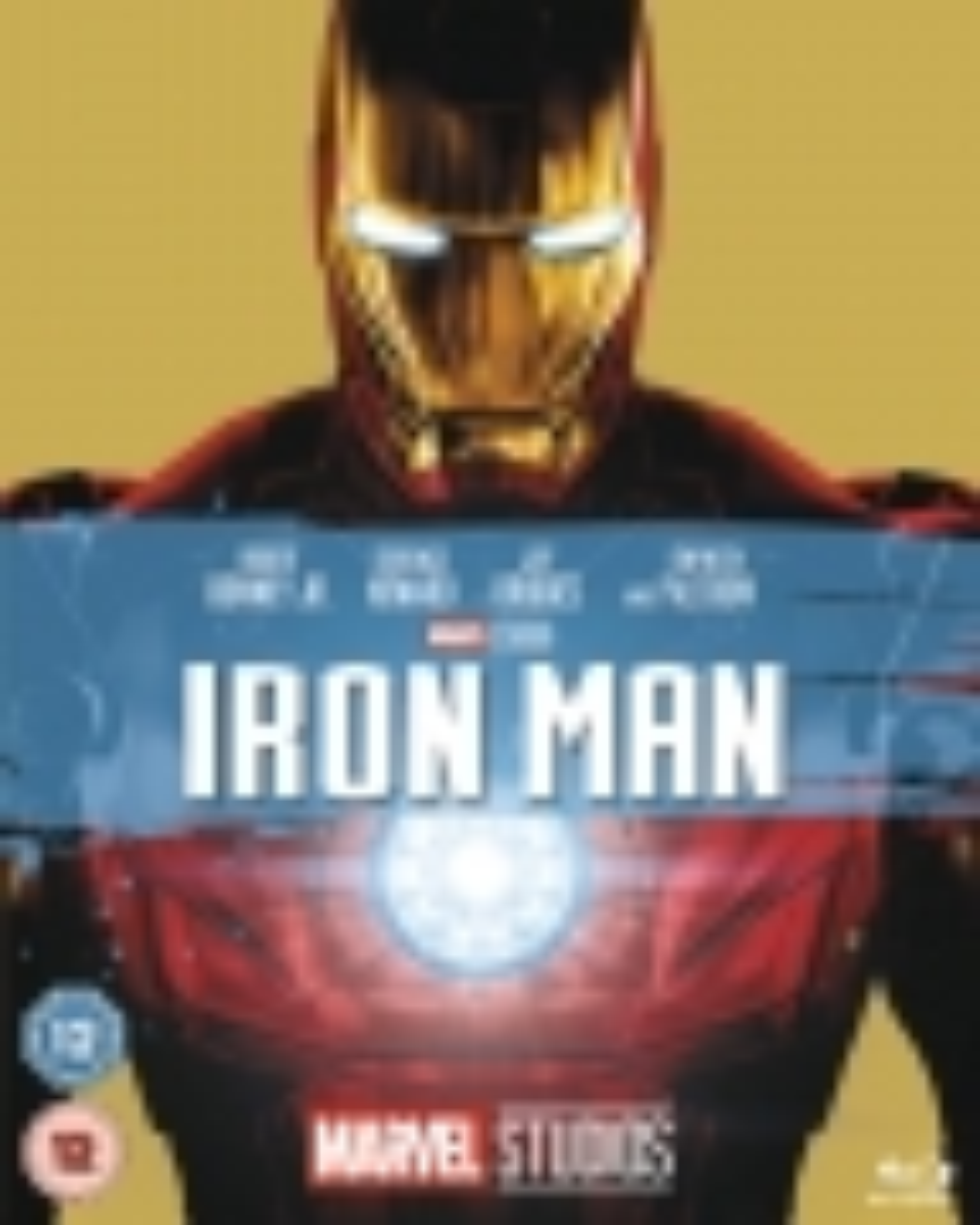 Marvel Cinematic Universe film 1 - Iron Man