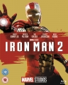 Marvel Cinematic Universe film 3 - Iron Man 2