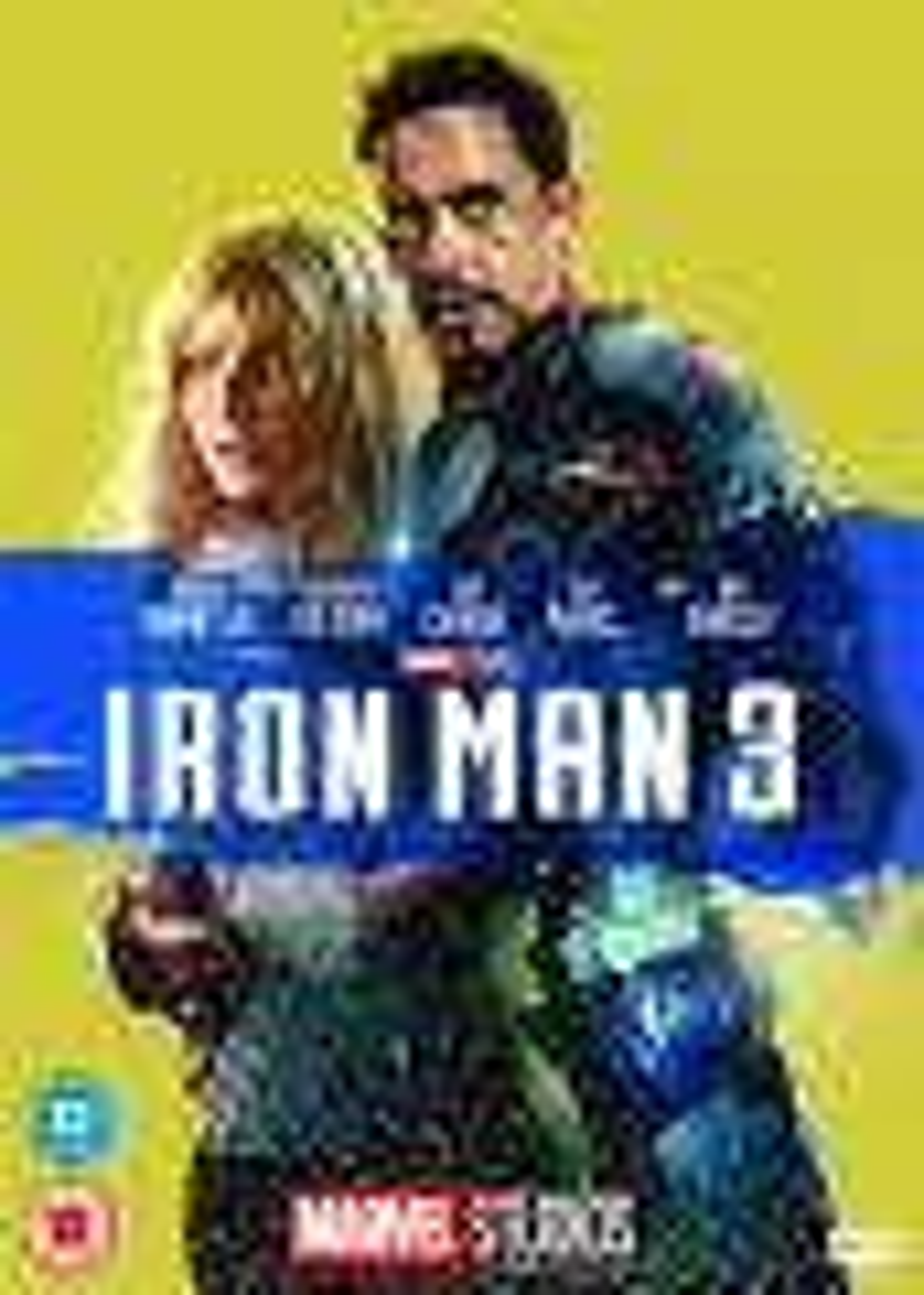 Marvel Cinematic Universe film 7 - Iron Man 3
