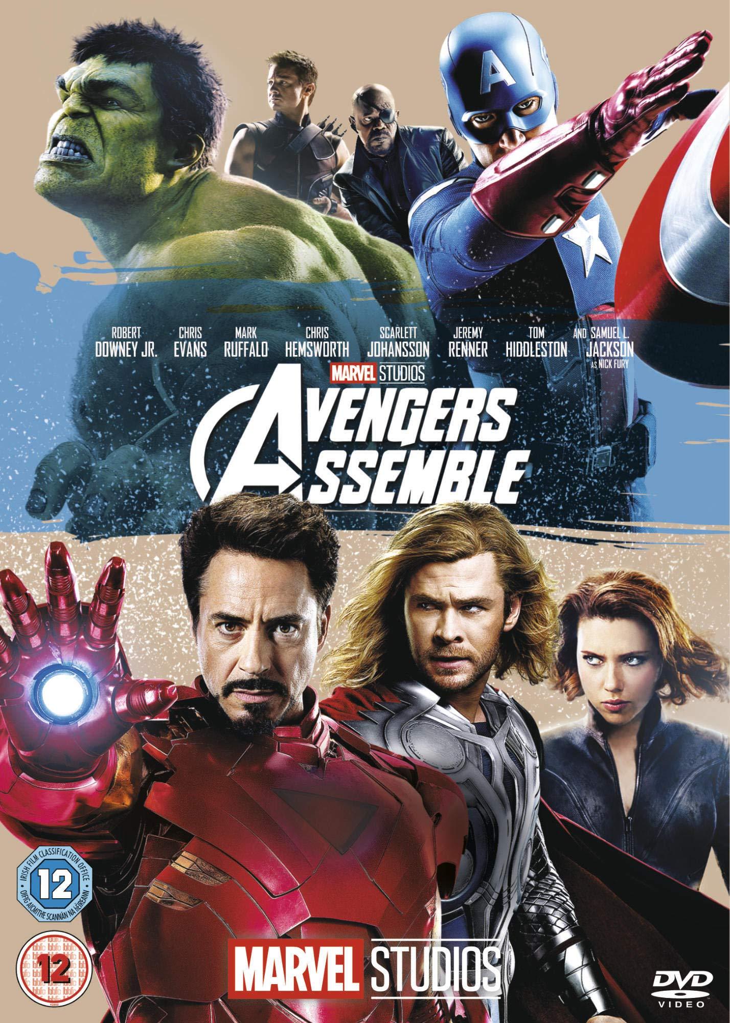 Marvel Cinematic Universe film 6 - Marvel's The Avengers / Avengers Assemble
