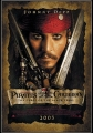 Pirates Of The Caribbean film 1 - The Curse of the Black Pearl