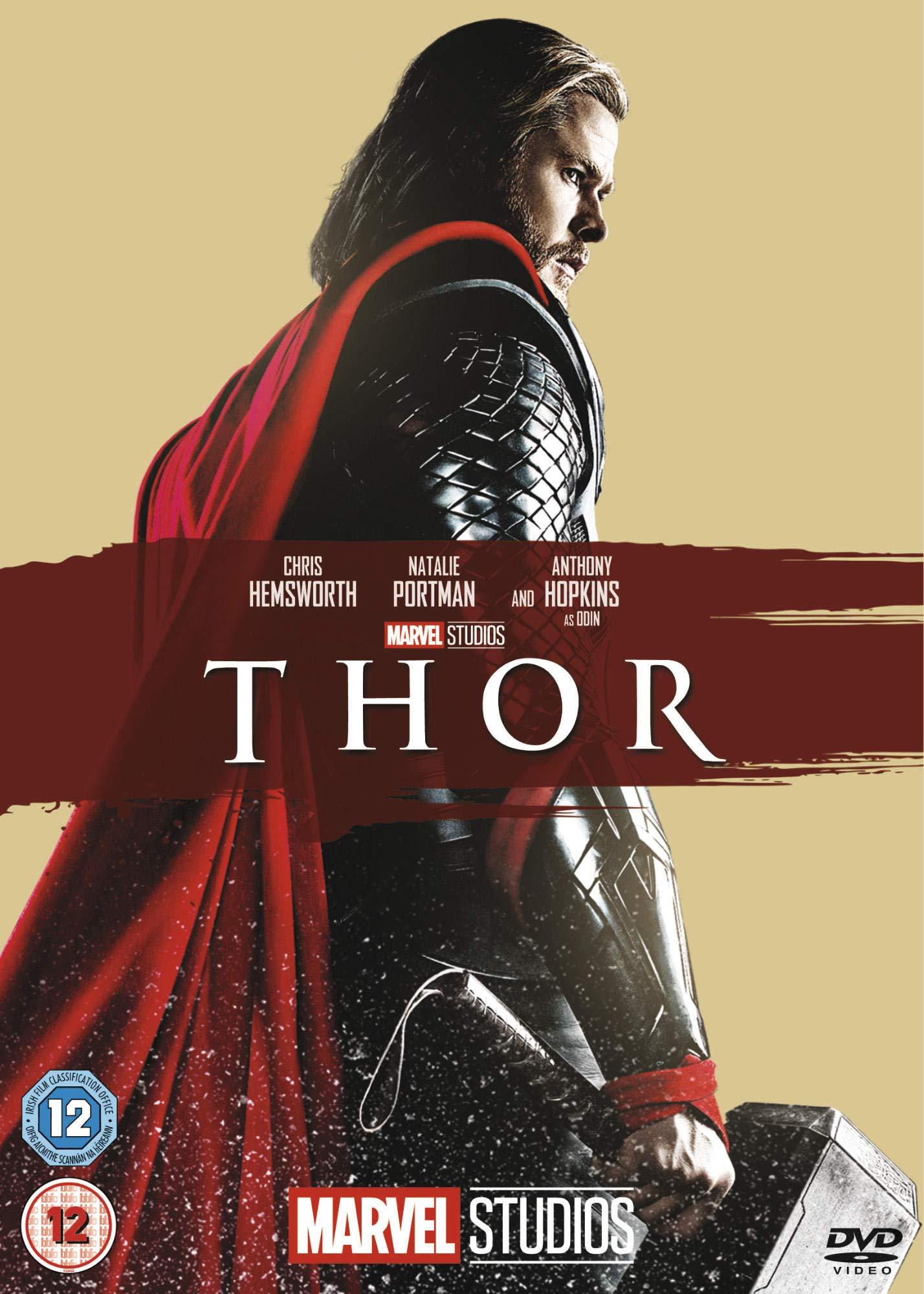 Marvel Cinematic Universe film 4 - Thor