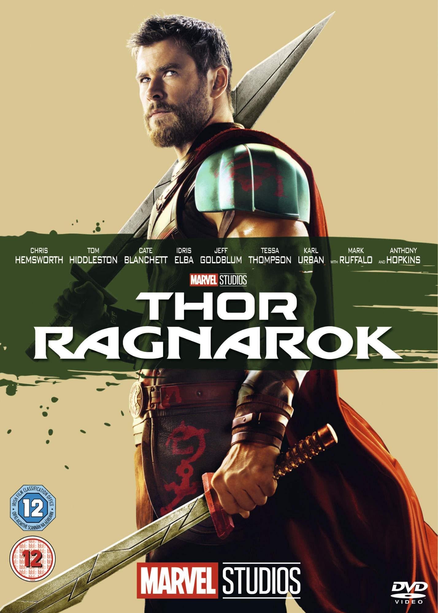 Marvel Cinematic Universe film 17 - Thor: Ragnarok