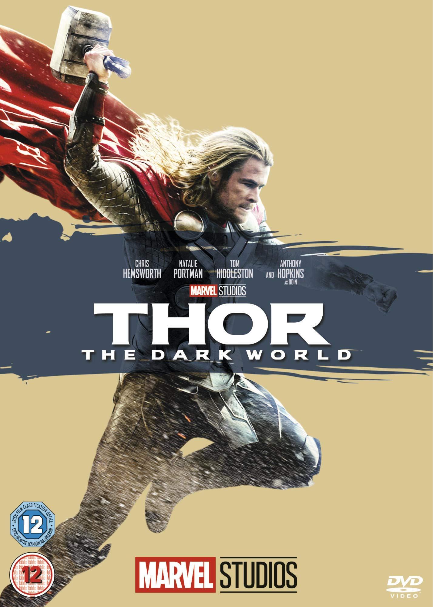 Marvel Cinematic Universe film 8 - Thor: The Dark World